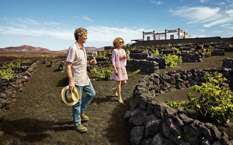 Lanzarote et ses paysages