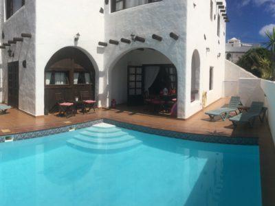 Villa – Punta Mujeres- Lanzarote