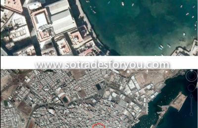 Arrecife capital of Lanzarote