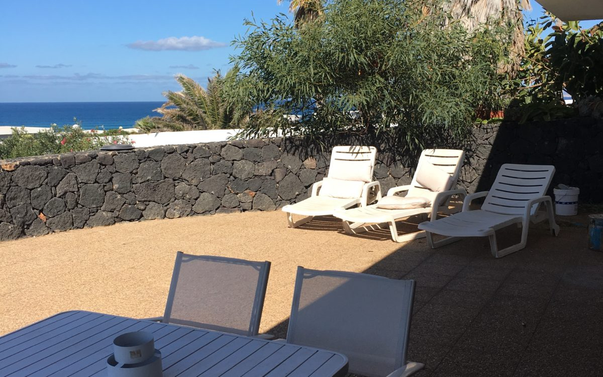 Bungalow Famara Lanzarote