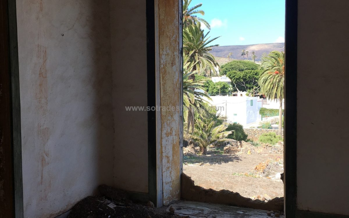 Typical Canarian House Haria