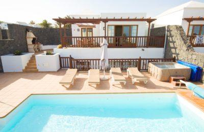 Playa Blanca Villa Atlantico
