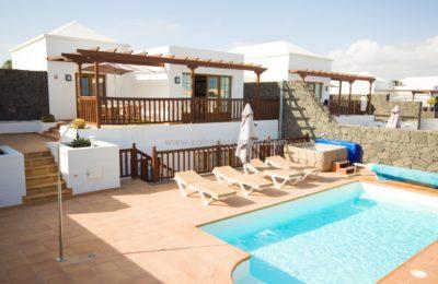 Playa Blanca Villa Vista Fuerteventura